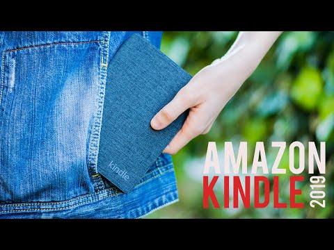Recensione Amazon Kindle 2019 - Il migliore per un primo approccio ?