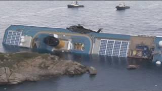 """""""Costa Concordia"""": Menschliches Versagen als Unglücksursache"""
