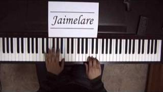 Love Story Piano By Jaimelare