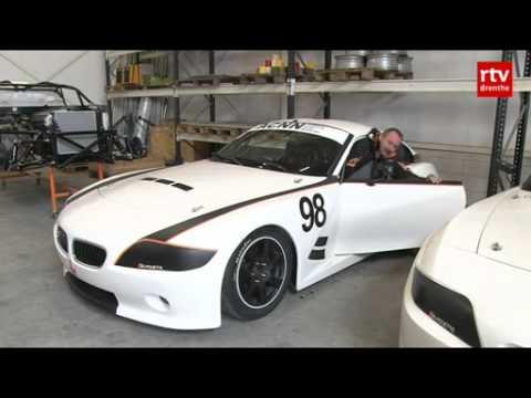 Drentse ondernemer brengt betaalbare racewagen op de markt