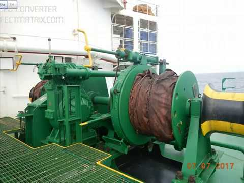 How To Overhaul The Hydraulic Block Of Mooring Winch?