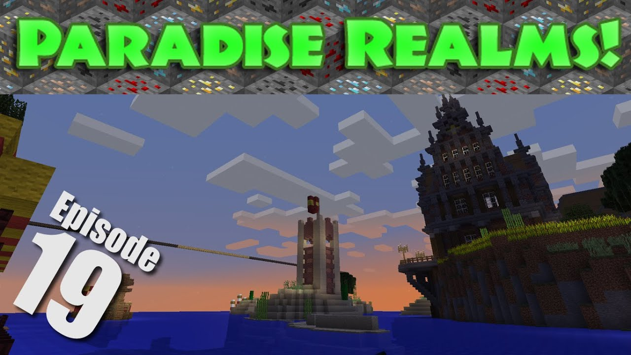 Minecraft REALMS SERVER YouTube Oukasinfo - Minecraft realms server erstellen