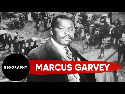 an analysis of marcus garvey and web dubois american ideals of civilization