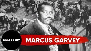 Biography: Marcus Garvey Mini Bio thumbnail