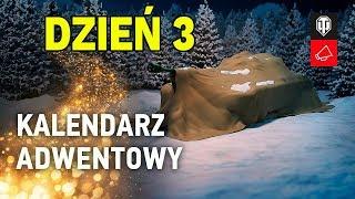 KALENDARZ ADWENTOWY - DZIEŃ 3