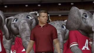 NCAA Football 13 Mascot Mashup Gameplay Alabama Crimson Tide vs Ohio Bobcats