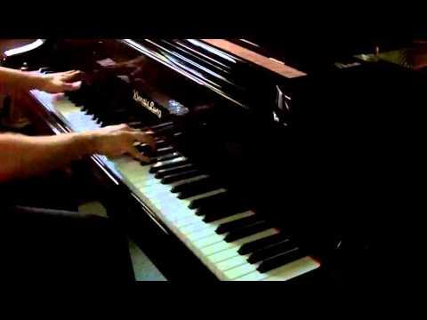 Positive Force (VVVVVV) on piano