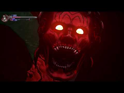 Bloodstained Ritual of the Night Final Boss: Dominique & Bael |