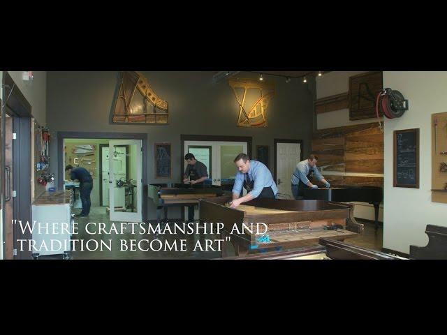 The Piano Shop - Artisan Piano Services