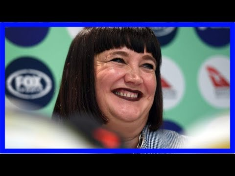 Rugby australia appoints first woman chief