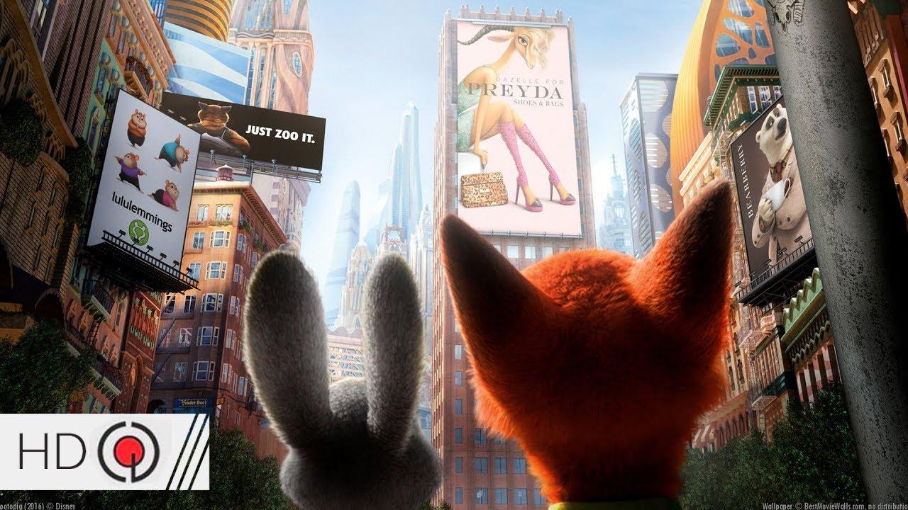 Walt Disney Animation Studios's Technology behind Zootopia (2016) movie