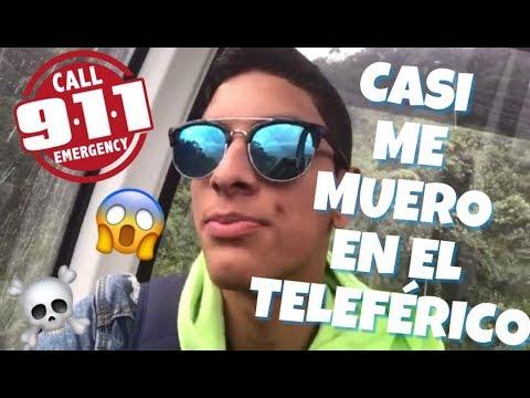 Casi Me Muero En El Teleférico de Caracas