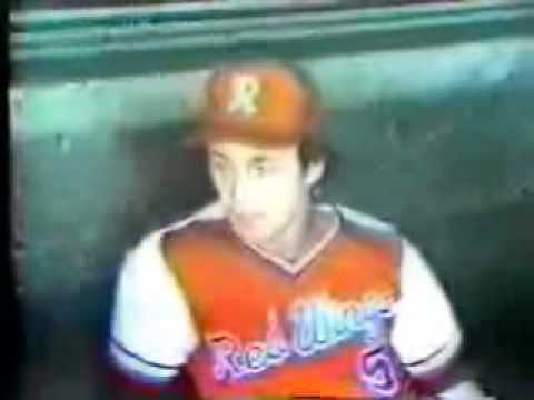 1981 Rochester Red Wings Highlights with an Interview with Cal Ripken Jr.