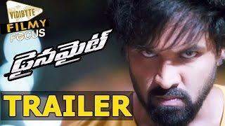 Dynamite Telugu Movie Theatrical Trailer || Manchu Vishnu, Pranitha Subhash , Deva Katta