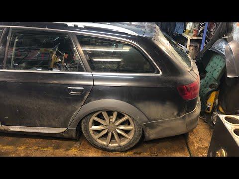 Audi A6 Allroad проблемы с пневмой, A8 D2 и Fiat. Воскресенье в Клубном Гараже.