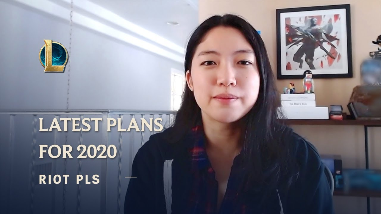 The Latest on League's 2020 Plans | Riot Pls - League of Legends thumbnail