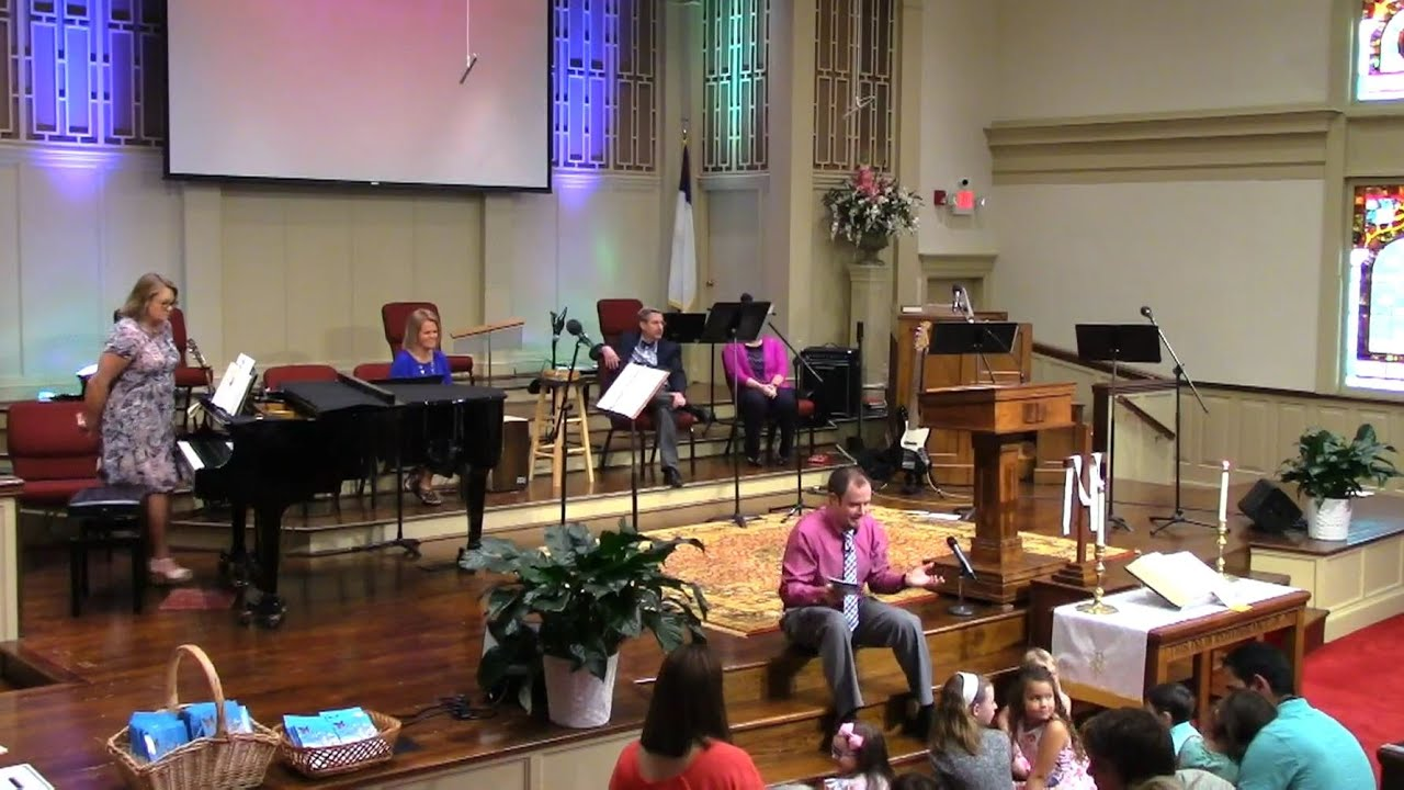 May 9, 2021 Service [Trimmed] at First Baptist Thomson, Streaming License 201531172