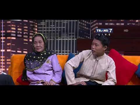 Full Hitam Putih 12 juli 2017 NENEK ROHAYA DAN SLAMET RIYADI pasangan yg menikah beda umur 55th