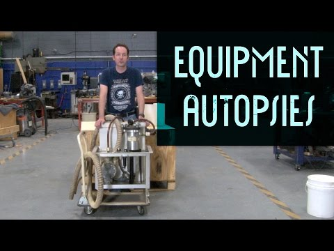 Tramp Oil Separator: Equipment Autopsy #91