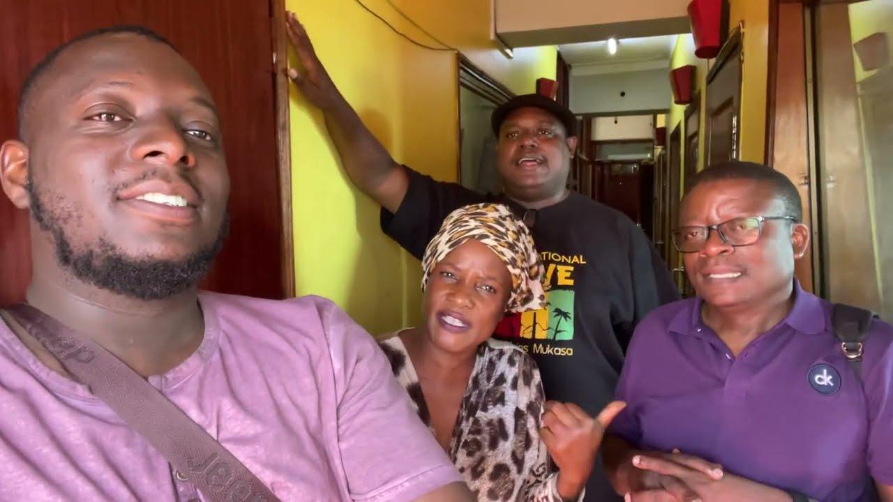 SENGA NATUME TEAMS UP WITH SENDI AND JENKINS MUKASA. - YouTube