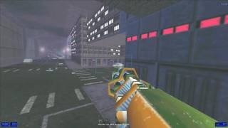 Shogo Mobile Armor Division - 15 City on Fire - 1080p 60fps Uncommented