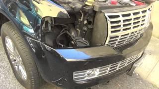 2007-2012 Lincoln Navigator Air Suspension Compressor