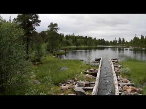 Femund - Røros i Kano (Synnervika - Røros). Tømmerrenna 2013