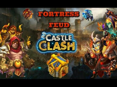Fortress Feud Game Play And Tips!