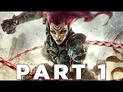 DARKSIDERS 3 Walkthrough