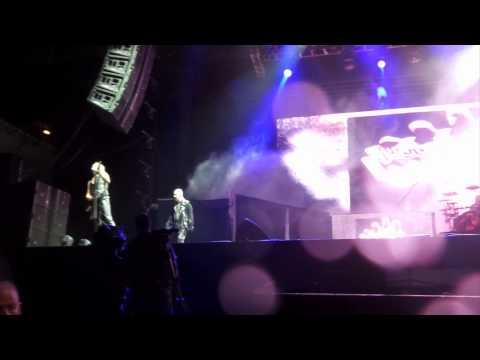 Judas Priest - Breaking The Law - Pedreira Paulo Leminski - Curitiba - Brazil - 28/4/2015