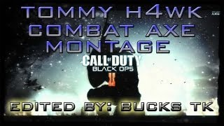 black ops 2 combat axe bankshot montage   gameplay by tommy h4wk   edited by bucks tk