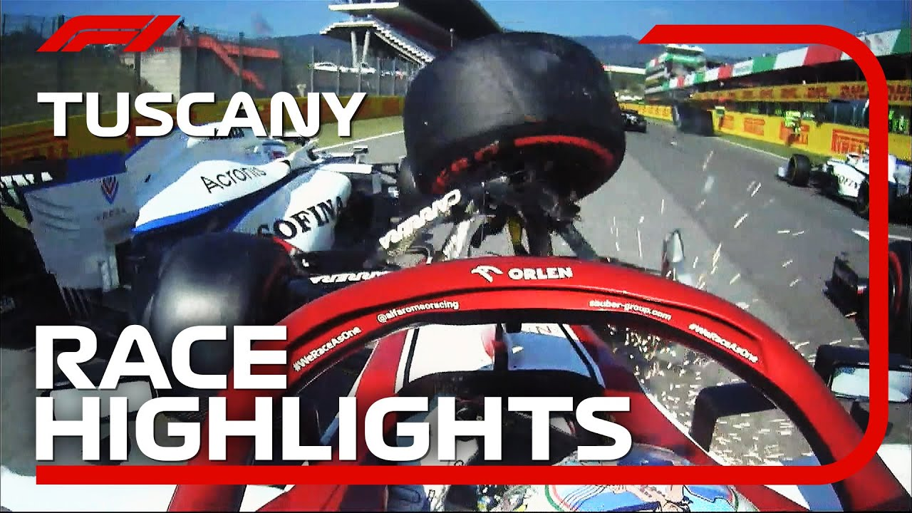 2020 Tuscan Grand Prix: Race Highlights
