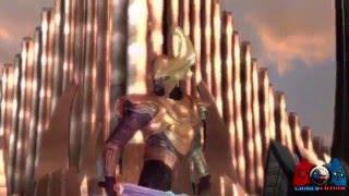 Thor God of Thunder Walkthrough Intro (XBOX 360, PS3, Wii, DS)