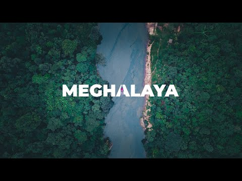 Meghalaya Tourism Video | North East India | Umiam Lake, Root bridge, Shillong | Trailer