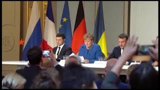 Итоги нормандских переговоров: Что задумал Путин и чего ждать украинцам в новом году - Антизомби