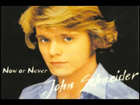 It's Now or Never by John Schneider [Full Album]