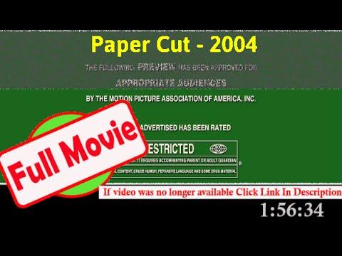 Papercraft Paper Cut (2004) | 94352 *FuII* aglpwn