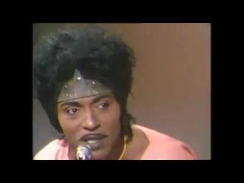 Little Richard - The greatest rock 'n' roll star in August 1972
