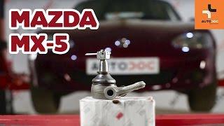 MAZDA CX-30 (DM) huolto: ohjevideo