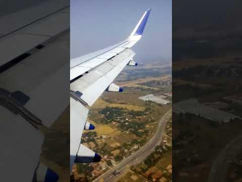 Indigo 6E 509  from Delhi to Ranchi landed at ranchi