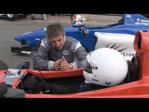 Fifth Gear Behind the Scenes - James Martin