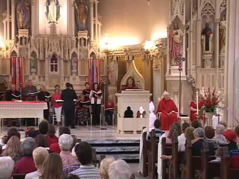 Pentecost 2010 Full Liturgy - St. Mary Catholic Church