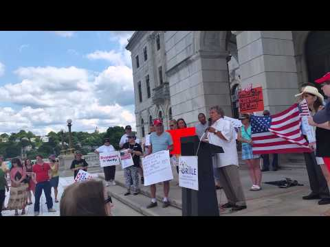No Amnesty to Illegals,Providence Rhode Island