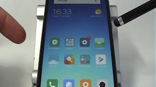 Как сделать скриншот экрана в смартфоне Xiaomi