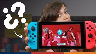 NINTENDO SWITCH | Unboxing y gameplay