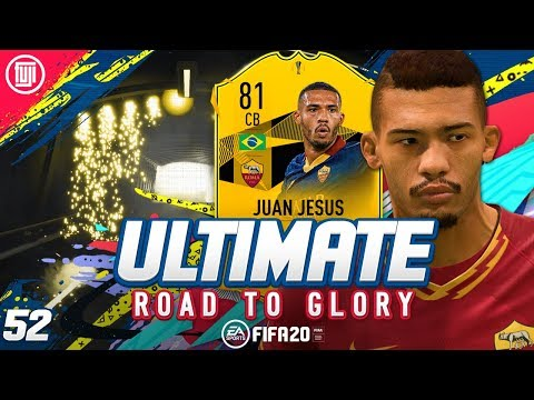 WE NEED THIS!!! ULTIMATE RTG #52 - FIFA 20 Ultimate Team Road to Glory