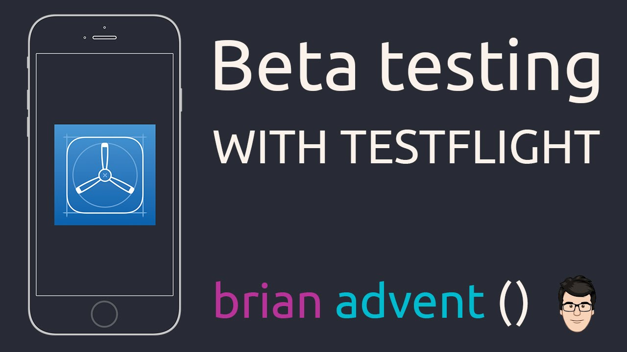 Ios Tutorial Beta Testing With Testflight Youtube How To Build Connection Tester