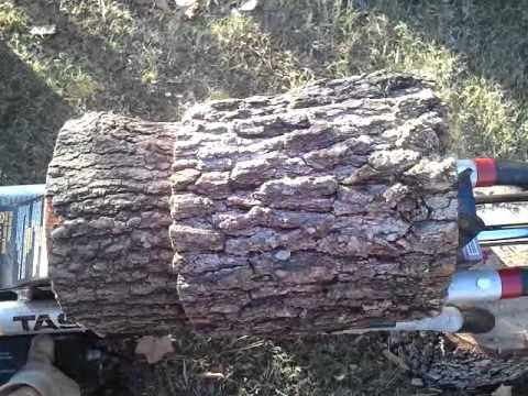 Lowe S Task Force Log Splitter