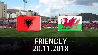 Albania vs Wales - International Friendly - PES 2019