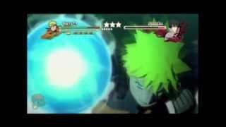 Naruto vs Sasuke - Gram É a Vida